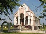 Береза, храм протестантский, после 1990 г.