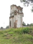 Береза, монастырь:  костел св. Иосифа /сохр. частично/, 1648-61 гг.
