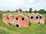 Бобруйск, крепость:    редюит с капониром в горже равелина, 1807-36 гг.