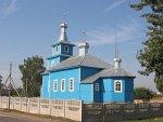 Бостынь, церковь св. Параскевы Пятницы (дерев.), после 1990 г.