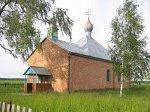 Домоткановичи, церковь св. Георгия, XIX в.?