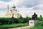 Достоево, церковь Троицкая, 1998 г.