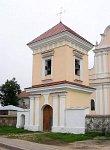 Гольшаны, монастырь францисканцев:  брама-колокольня, 1810-е гг.