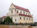 Гольшаны, монастырь францисканцев:   костел св. Иоанна Крестителя, после 1618 г., 1770-е гг.