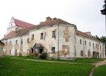Гольшаны, монастырь францисканцев:  жилой корпус, после 1618 г…
