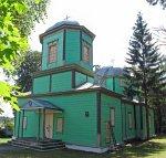 Городок (Глусский р-н), церковь св. Козьмы и Демьяна (дерев.), 1814 г…