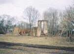 Грушевка (Ляхов. р-н), усадьба: бровар (руины), XIX в.