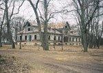 Грушевка (Ляхов. р-н), усадьба:  усадебный дом (дерев.), кон. XIX в.