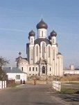 Ивацевичи, церковь в честь иконы Богоматери Державной, после 1990 г.