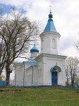 Калиновое, церковь св. Николая, 1900 г.