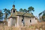 Кухтичи, церковь (дерев.), до 1897 г.