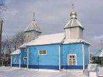 Лепель, церковь св. Параскевы Пятницы (дерев.), 1841-44 гг.?