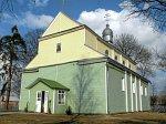 Лядовичи, церковь св. Параскевы Сербской (дерев.), 1796 г. (1826?)