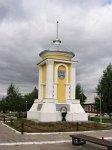 """Ляховичи, памятный знак """"Ляховичской Фортеции"""""""