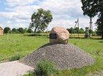 Людвиново (Дрогич. р-н), мемориальный камень Элизе Ожешко