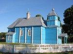 Молодово, церковь Вознесенская (дерев.), кон. XVIII в.