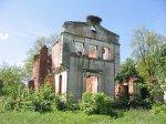 Наднеман, усадьба:   дворец (руины), XVIII в.?, 1820-30-е гг.