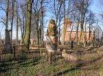 Нагорное, кладбище католическое