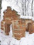 Ненадовичи, кладбище христианское:   часовня-усыпальница, XIX в.?
