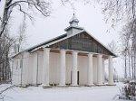 Огородники (Лидский р-н), часовня католич. св. Иоахима и Анны, 1763 г.
