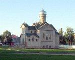 Орша, церковь св. Леонида, 1990-е гг.