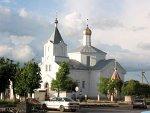 Ошмяны (город), церковь Воскресенская, 1873-83 гг.