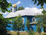 Осовцы (Дрогич. р-н), церковь св. Михаила Архангела (дерев.), 1780 г.