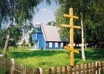 Освея, церковь св. Георгия (дерев.), XIX в.?