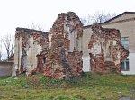 Полоцк, монастырь бернардинцев:  костел Девы Марии /сохр. частично/, 1758 г…