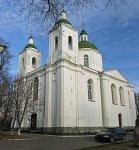 Полоцк, монастырь Богоявленский:  церковь Богоявленская, 1761-79 гг…