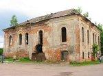 Ружаны, синагогальный двор:  синагога, 1890 г.?