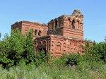 Шарипы Малые, церковь (руины), 1913 г.?