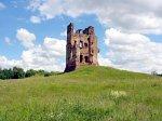 """Смоляны, замок Сангушек """"Белый Ковель"""" (руины), до 1626 г."""