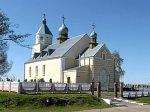 Свислочь (Гродн. р-н), церковь Крестовоздвиженская, XIX в.