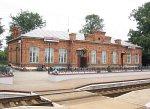 Верейцы, железнодорожная станция, 1899 г.