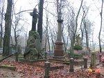 Воронча, кладбище католическое, XIX в.