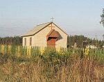 Заостровечье, часовня католич. св. Анны, 1997 г.